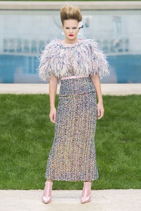 Chanel Spring 2019 Haute Couture
