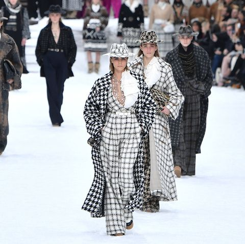 Chanel show review