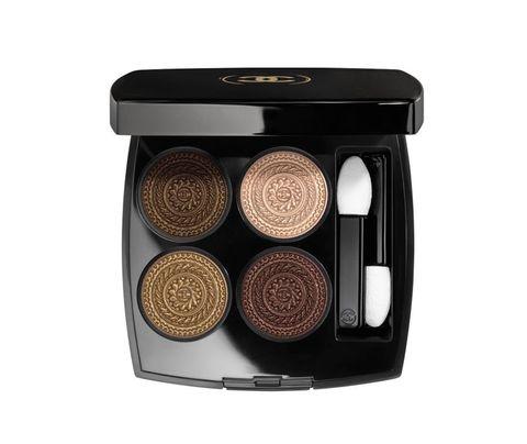 Eye shadow, Eye, Cosmetics, Beauty, Organ, Human body, Face powder, Material property, Beige, Powder,
