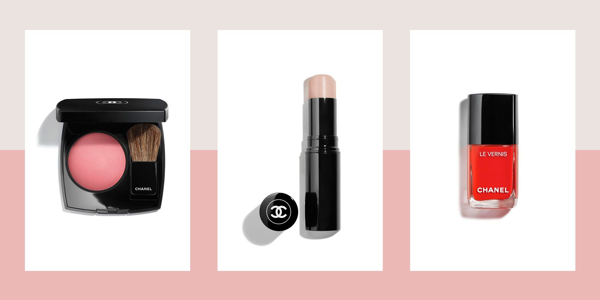 Our beauty team reveal their Chanel makeup must-haves