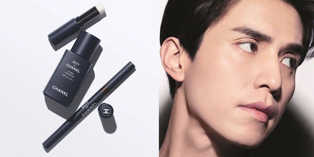 Boy De Chanel Chanel Is Launching A Foundation For Men And The