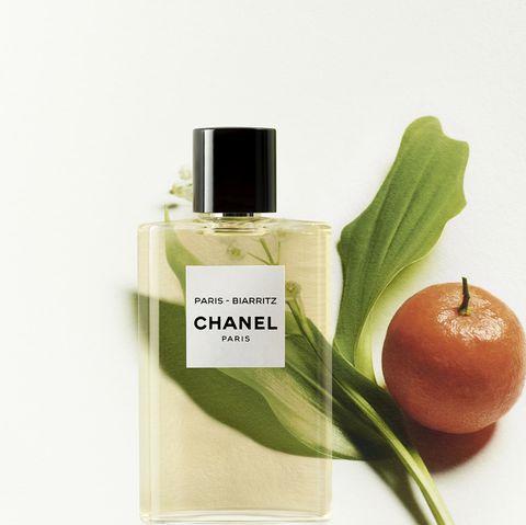 香奈兒chanel 巴黎 比亞里茲淡香水