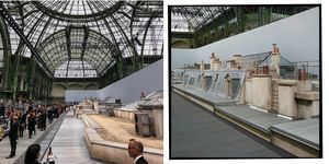 chanel ss20 rooftop set