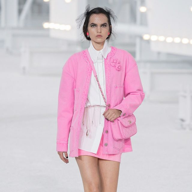 chanel, chanel ss21, paris fashion week, chanel runway