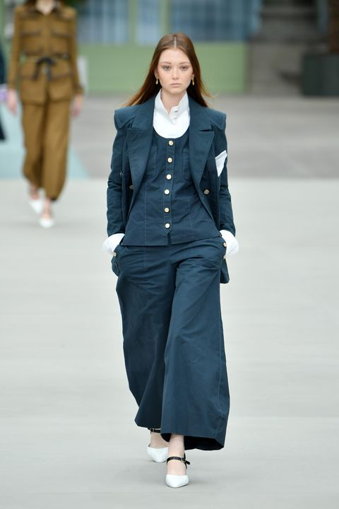 Chanel cruise show 2020