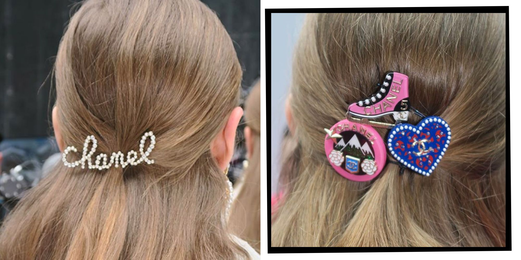 All The Beaut AW19 Hair Accessories Giving Your Look A Hit Of High ...