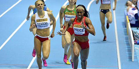 Chanelle Price 2014 world championships
