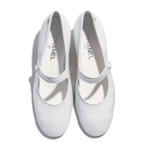 シャネル シューズ ブライダル ウエディング 靴 おしゃれ