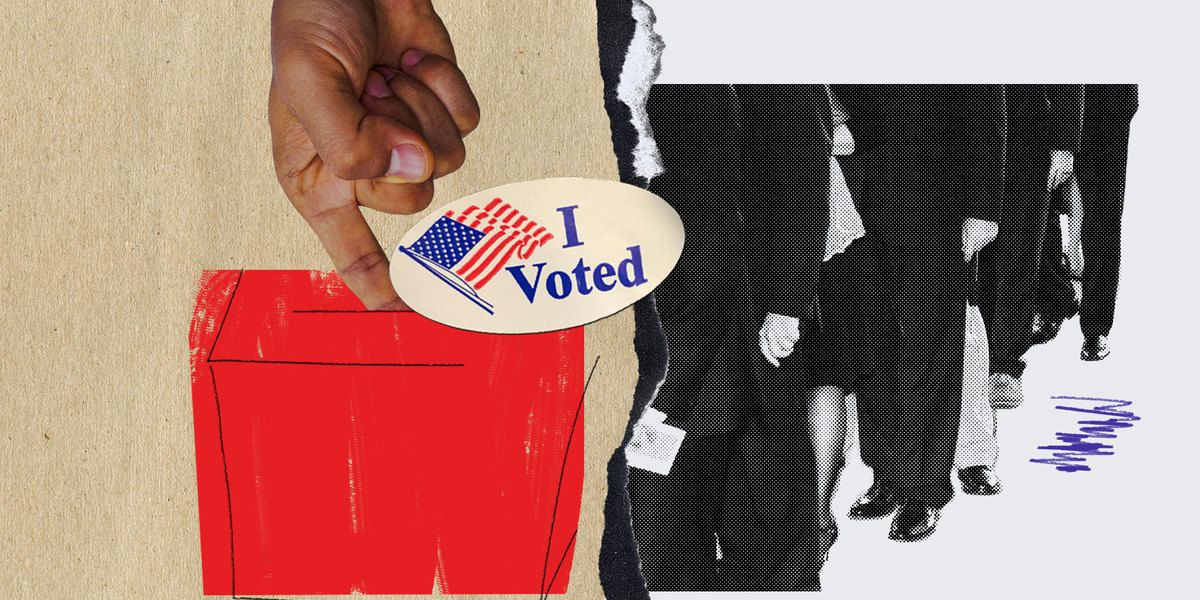 Voting Rights: How We Got Here and Where We're Going