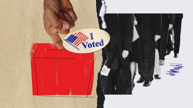 voting rights how we got here and where we're going