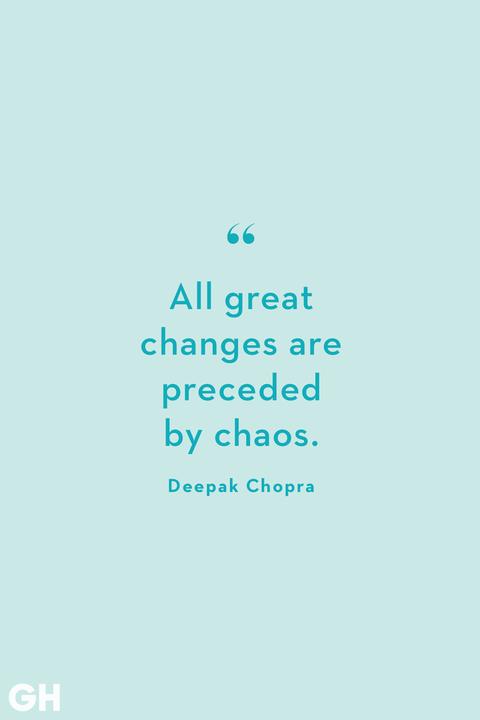 change quote by deepak chopra