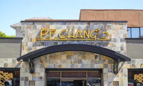 PF Changs restaurant in Los Angeles - LOS ANGELES - CALIFORNIA - APRIL 20, 2017