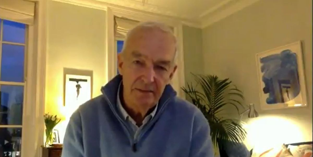 Channel 4's Jon Snow goes into self-isolation amid coronavirus scare