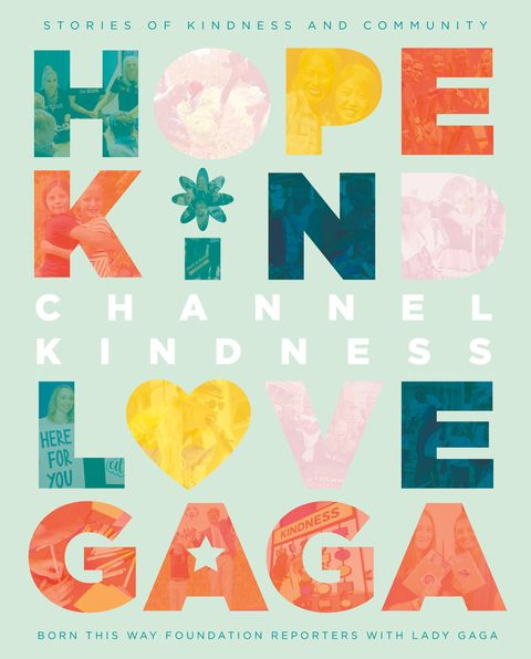 Image result for lady gaga channel kindness