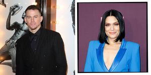 Jessie J Channing Tatum relationship interview