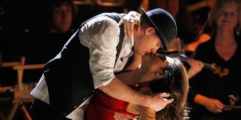 Dance, Event, Interaction, Performance, Human body, Performing arts, Performance art, Tango, Kiss,