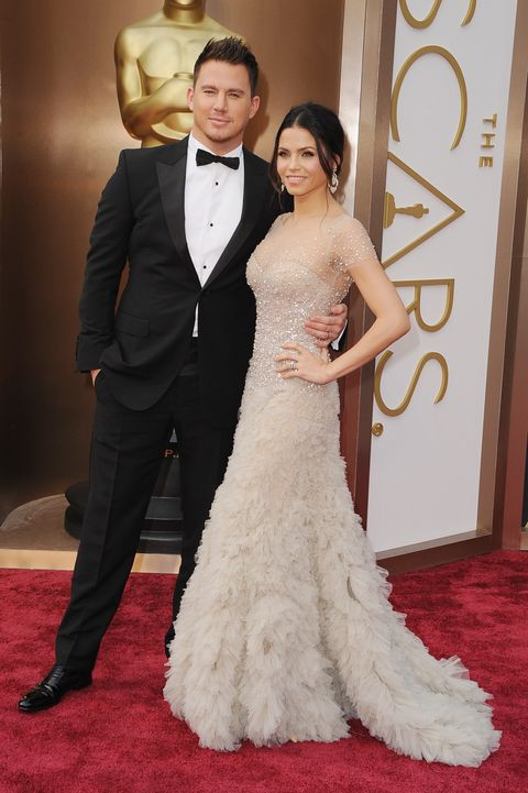 Jenna dewan talks about first meeting channing tatum opens up about channing and jenna m4hsunfo