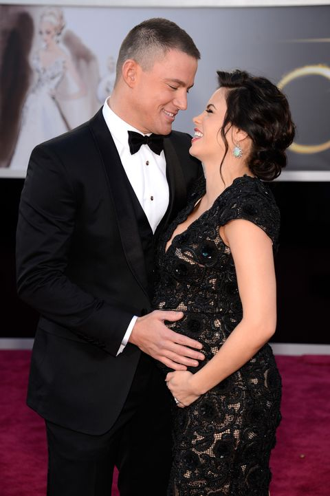 Jenna dewan talks about first meeting channing tatum opens up about channing jenna m4hsunfo