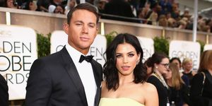 Channing Tatum Jenna Dewan wedding ring split