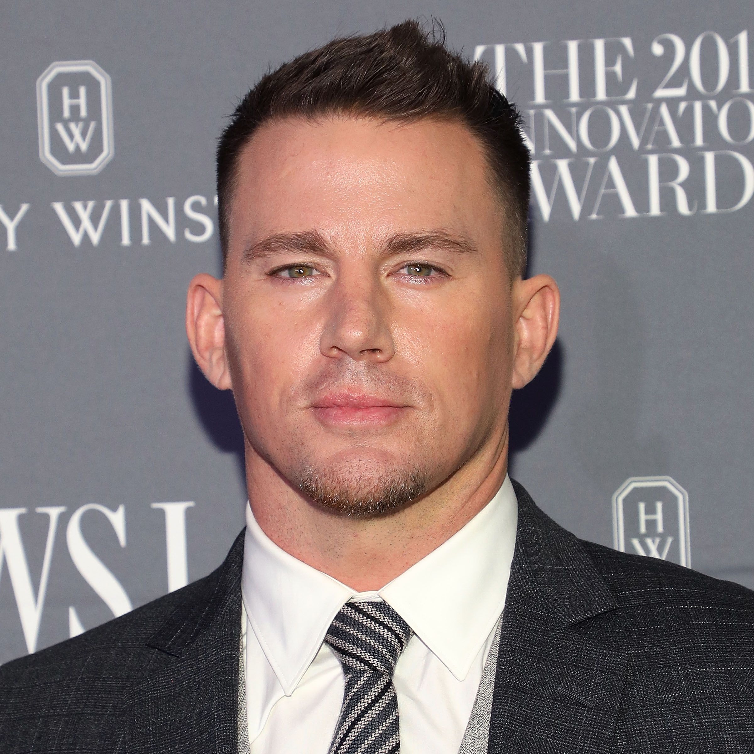 Channing Tatum Dyed His Hair Blond, and Now He Looks Exactly Like Eminem