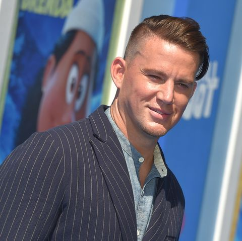 48b714a5eec5 Teddi-Mellencamp-US-ENTERTAINMENT-FILM-PREMIERE-SMALLFOOT. LISA  O CONNORGetty Images. Actor Channing Tatum ...
