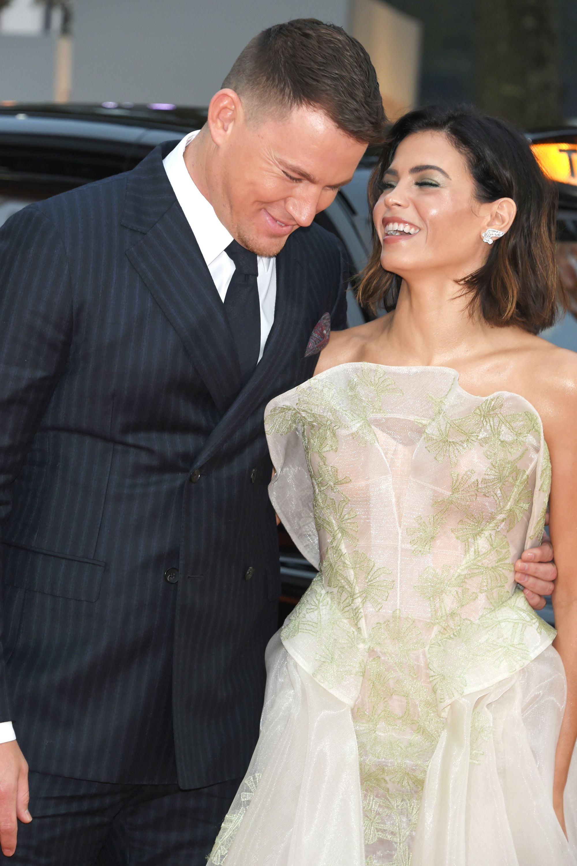 Channing Tatum Jenna Dewan Photos — Channing Jenna Love story