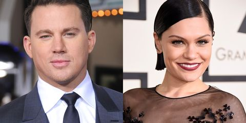Channing Tatum Confirms He and Jessie J Are Dating With Gushy Instagram
