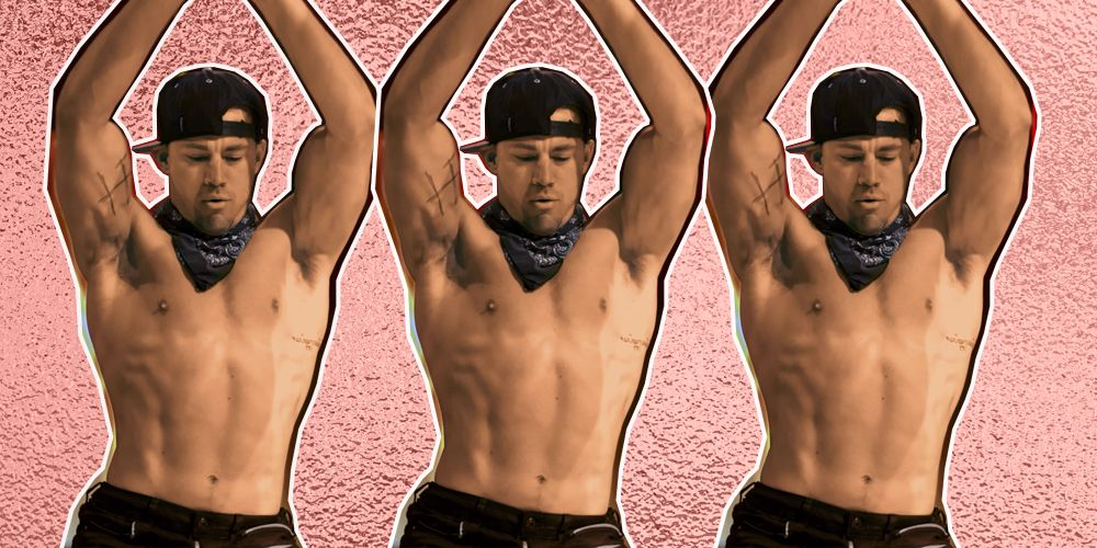 Channing Tatum worst stripping injury magic mike