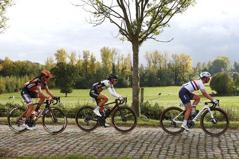 17th tour of flanders 2020   ronde van vlaanderen   women elite