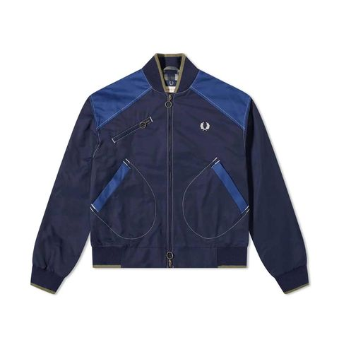 bomber fred perry x nicholas daley