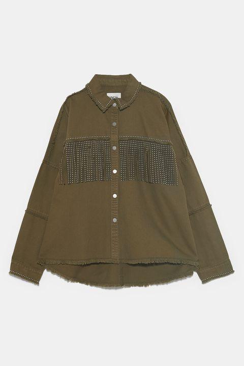 a bajo precio barata precio especial para minorista online Zara vuelve a sacar la chaqueta que agotó el otoño pasado