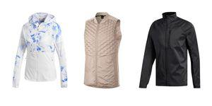chaquetas y chalecos para runners
