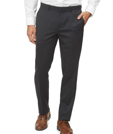 Clothing, Suit, Formal wear, Pocket, Trousers, Suit trousers, Brown, Tuxedo, Jeans, Waist,