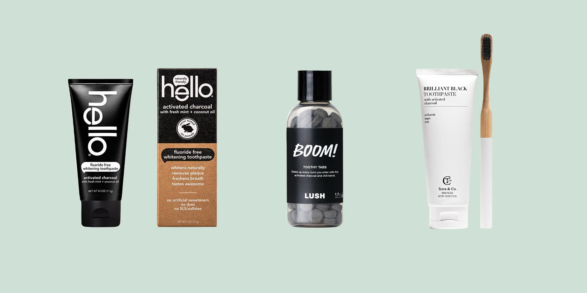 The 5 Best Charcoal Toothpastes for Teeth Whitening