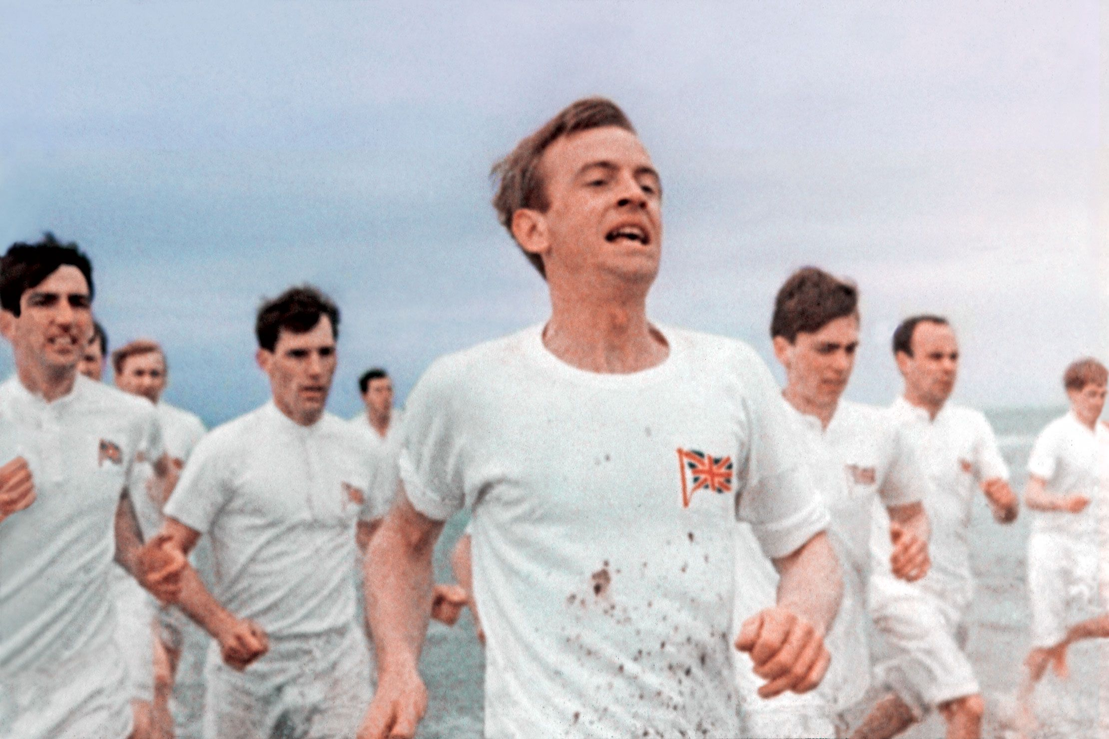 In Chariots They Ran