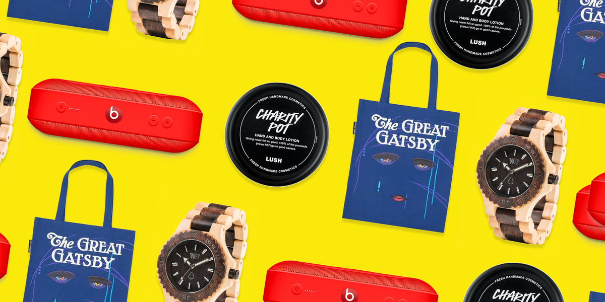 35 Gifts That Give Back—and Double as an Excuse for Swiping Your Credit Card