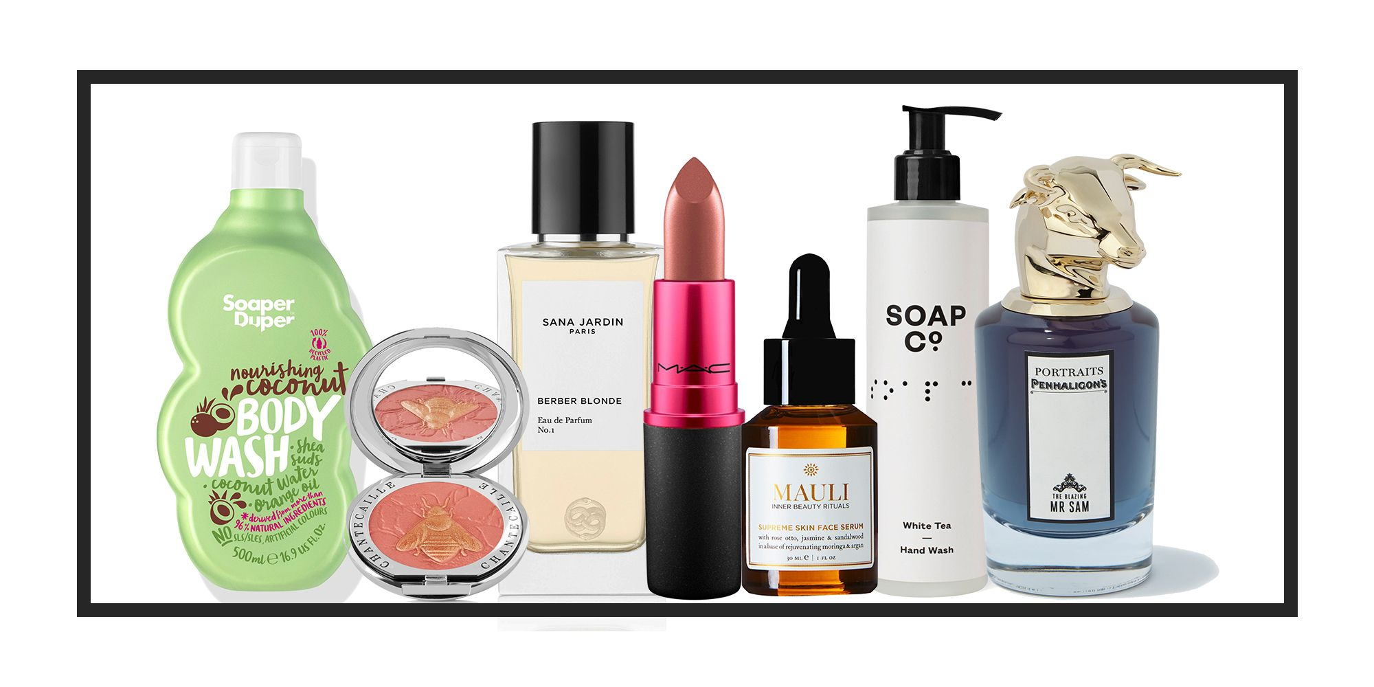 Charity beauty products