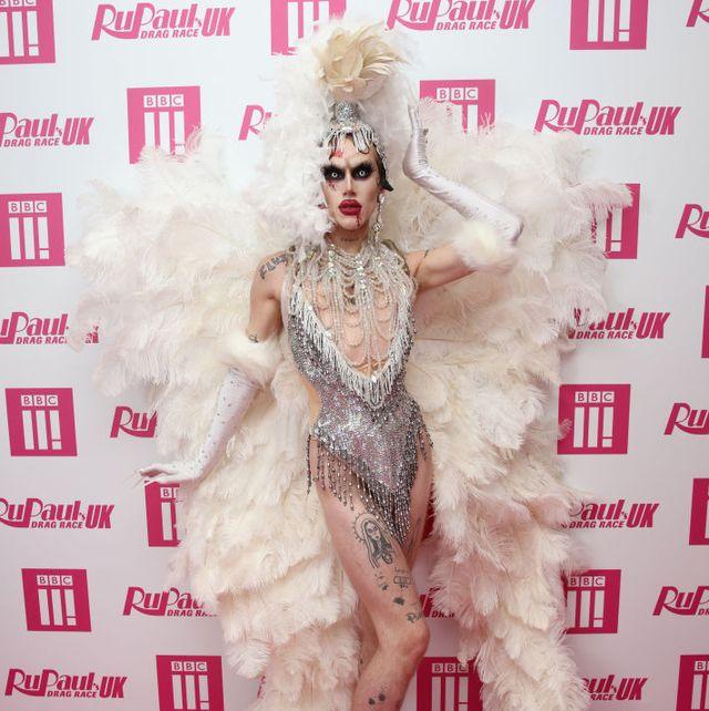 charity kase ru paul's drag race hiv powerful message