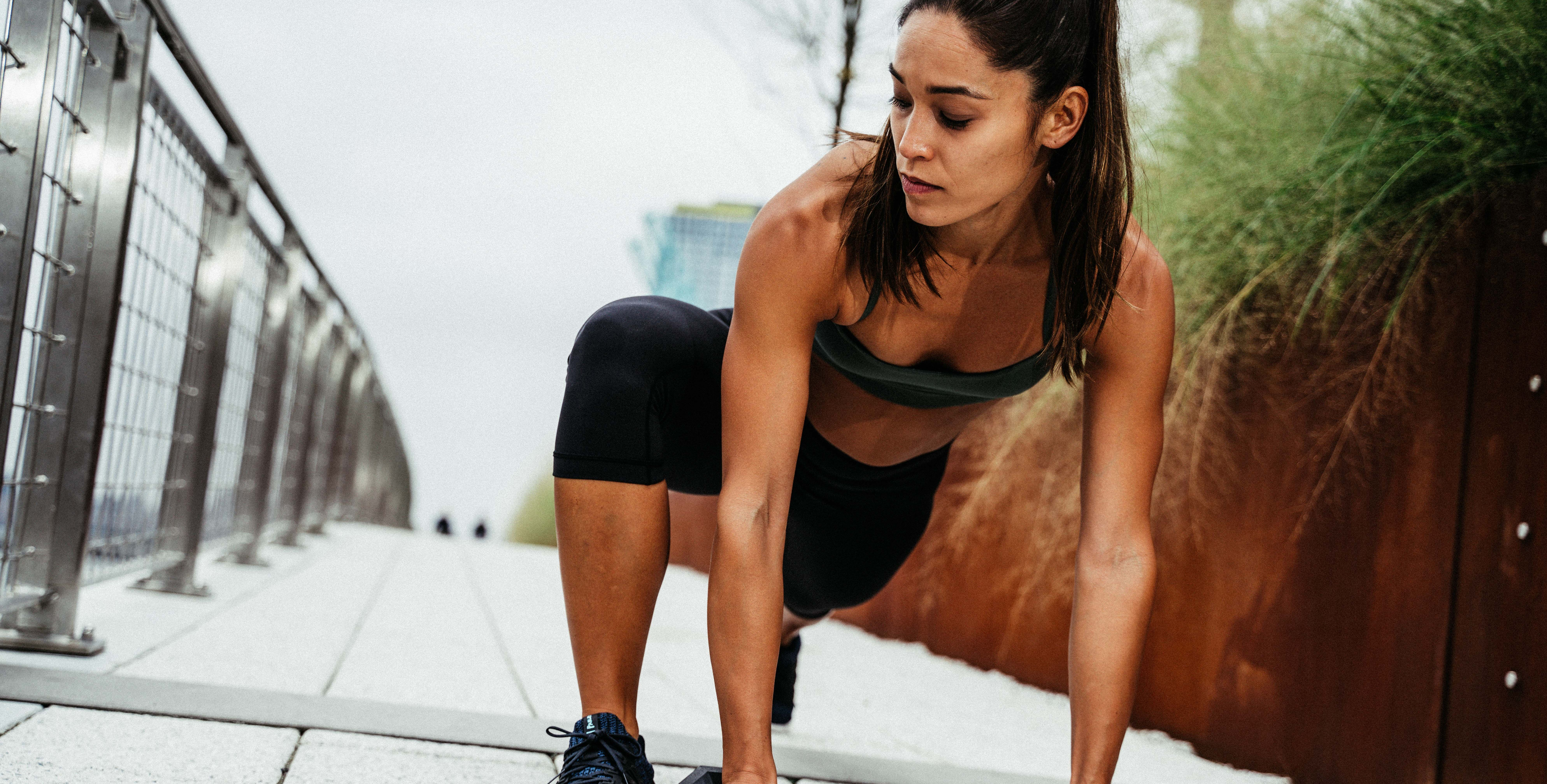 Try Her Move - SoulCycle's Charlee Atkins Shares Best Exercise Moves