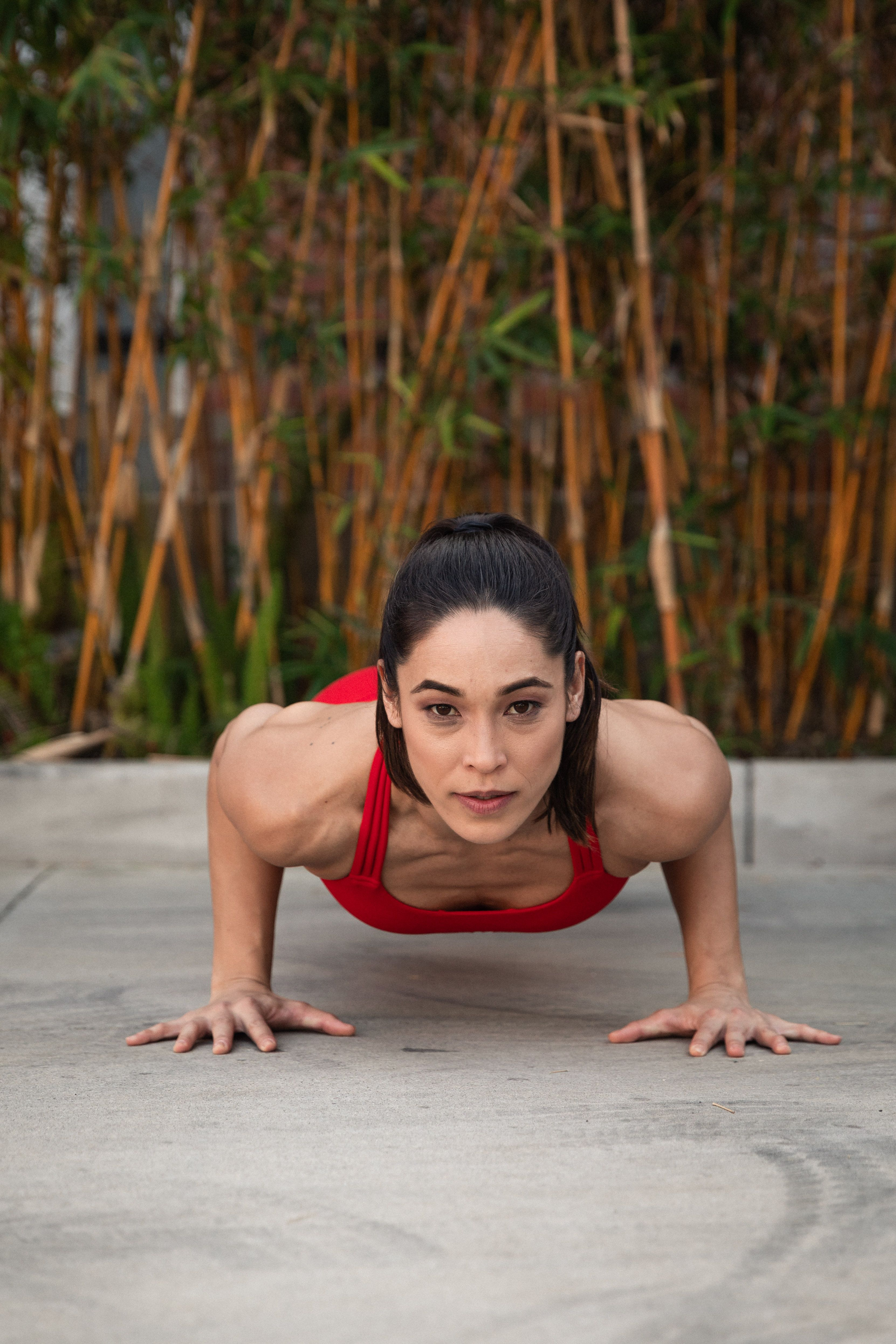 4 Pushup Variations to Pump Up Your Workout