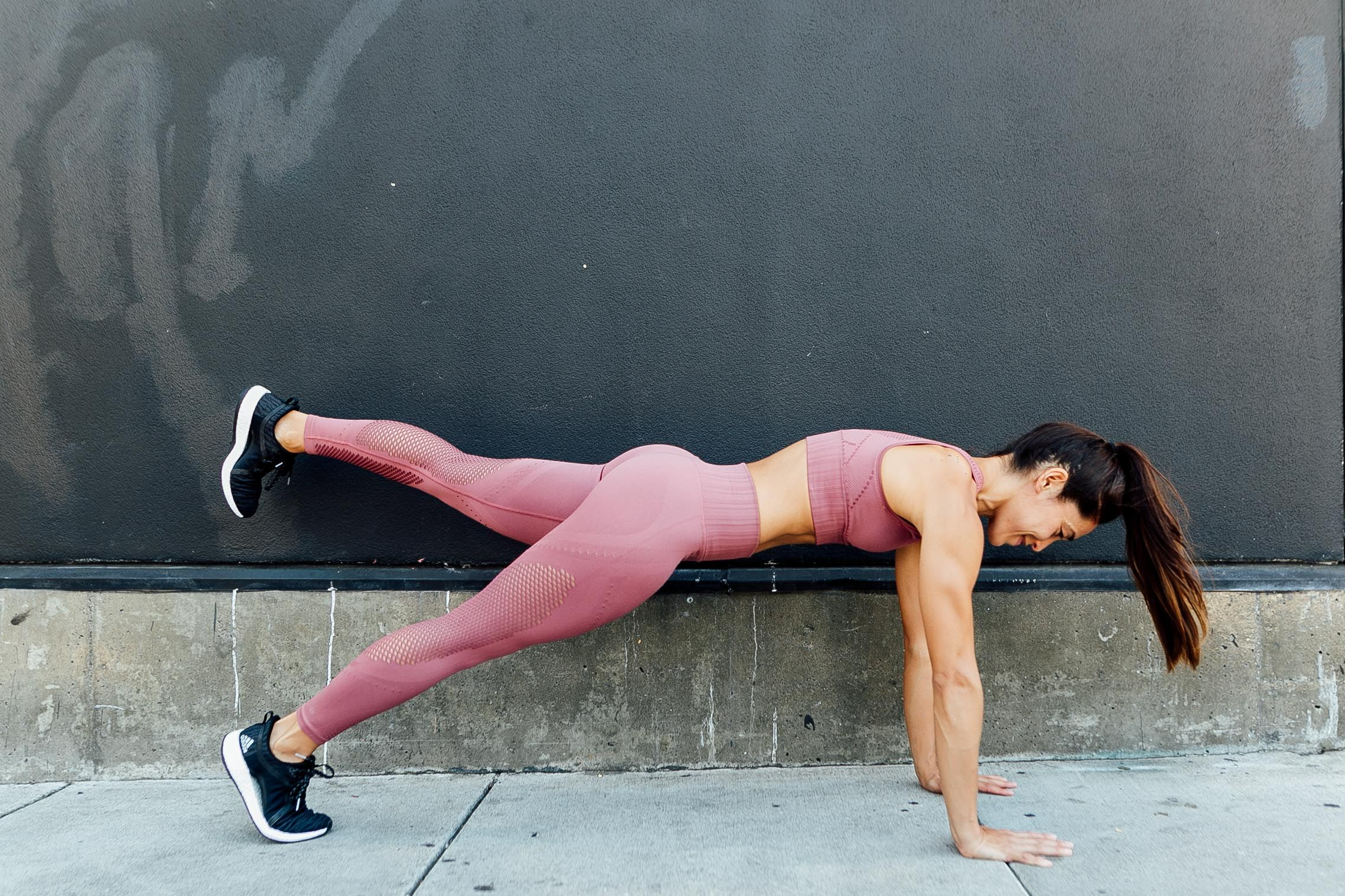 Sculpt Your Butt and Loosen Up Your Lower Back With These Moves