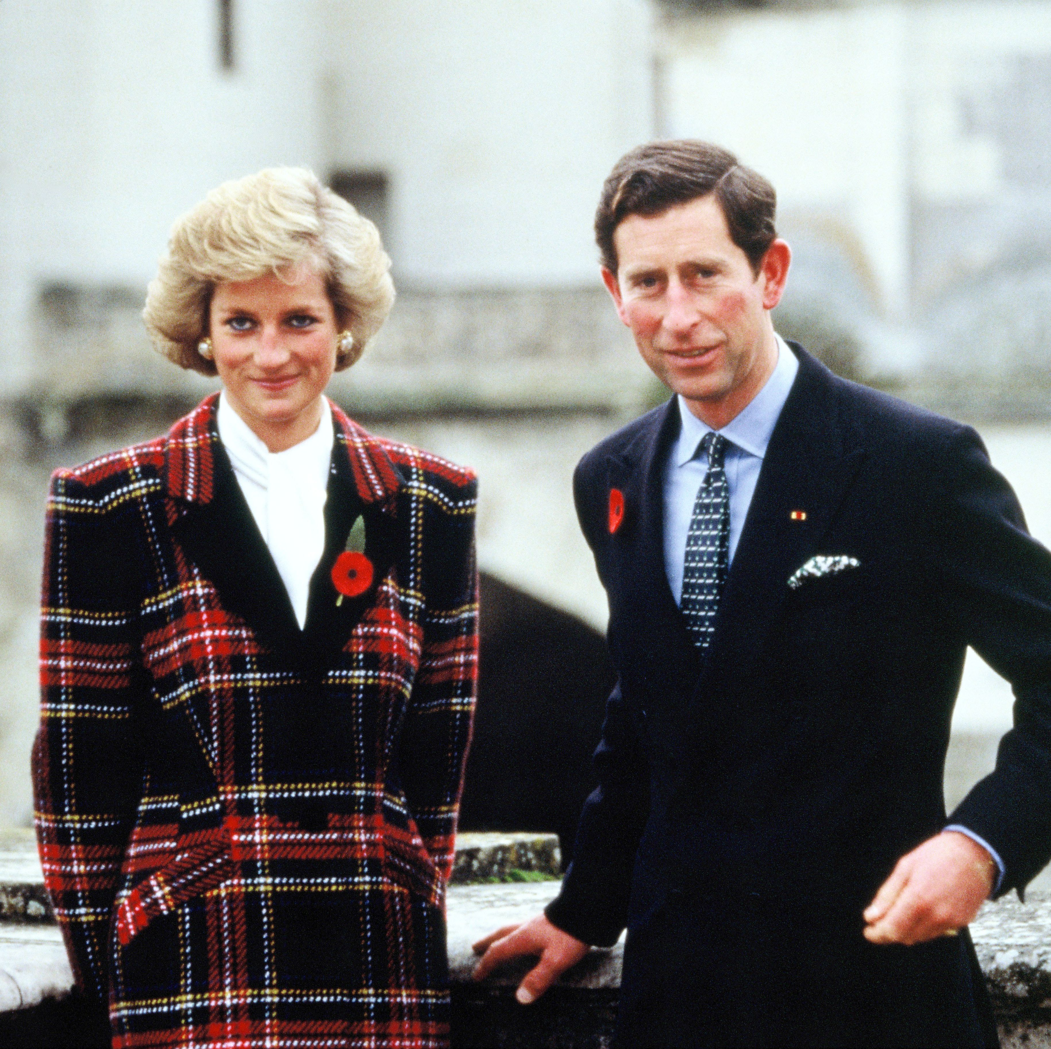 biggest celebrity breakups - prince Charles And Diana