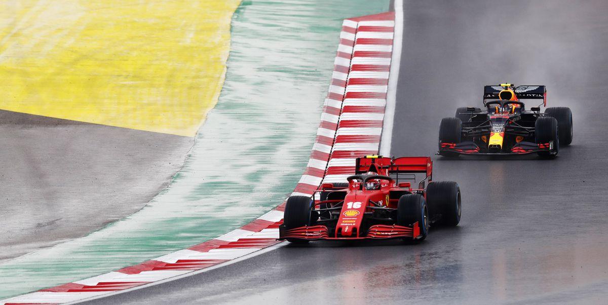 Red Bull espera ver a Ferrari luchando por podios en 2021
