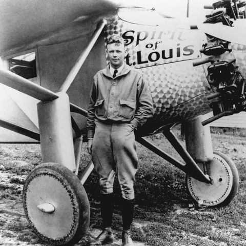 The Plot Against America' True Story: Did Charles Lindbergh Have ...
