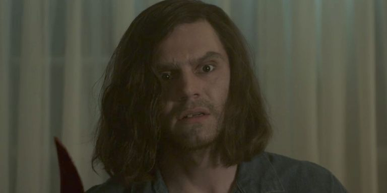 Image result for AMERICAN HORROR STORY: CULT EPISODE TEN CHARLES (MANSON) IN CHARGE