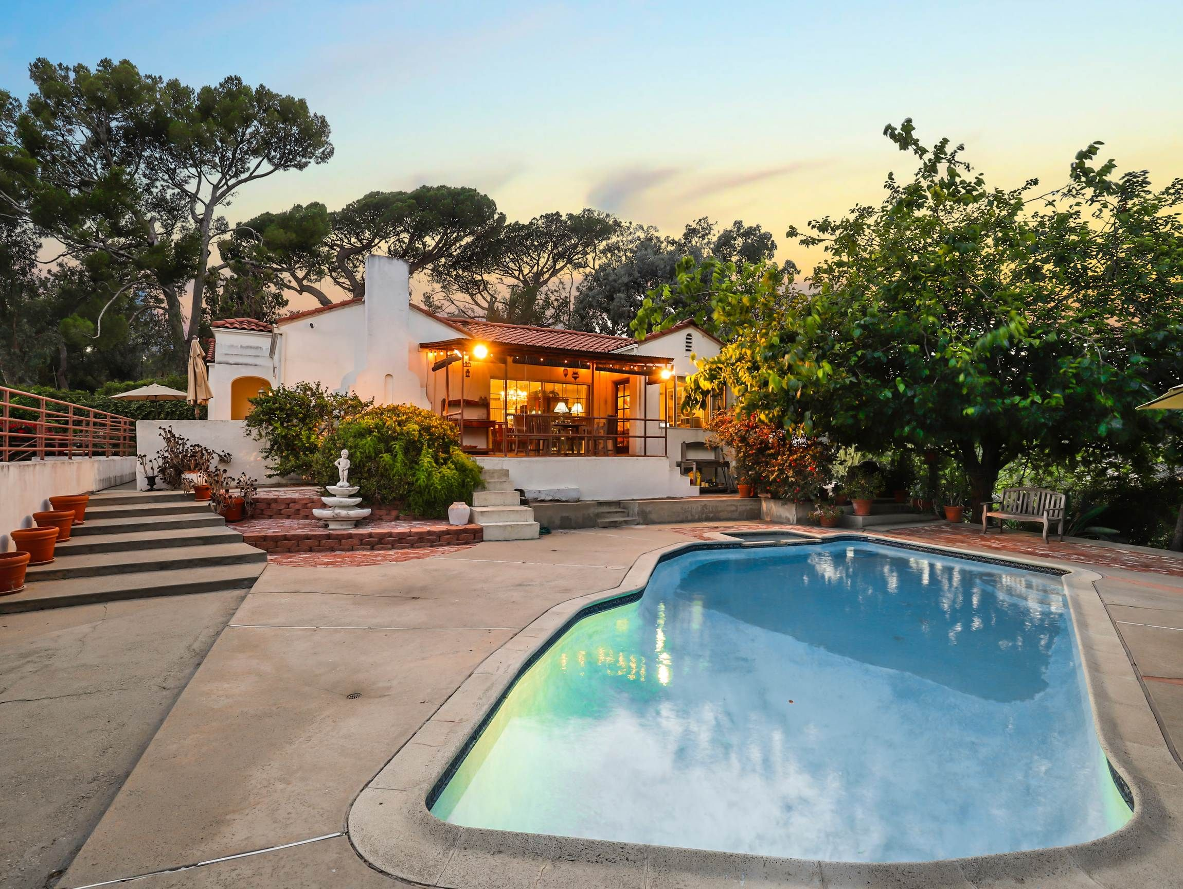 This California House Has a Dark History with Charles Manson's Cult—And It's For Sale