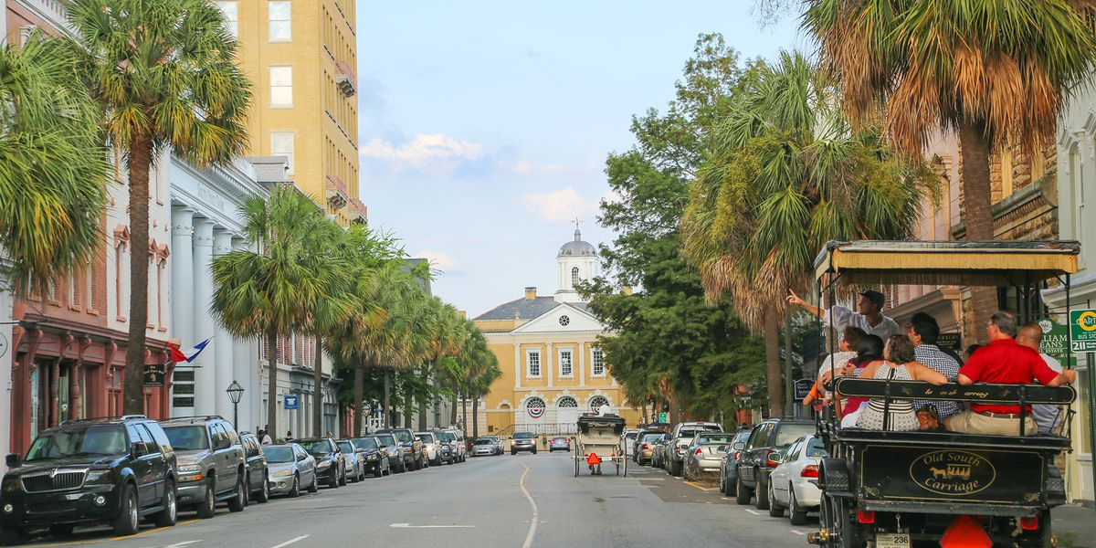 Why Charleston, South Carolina Is the Best Place in America to Visit