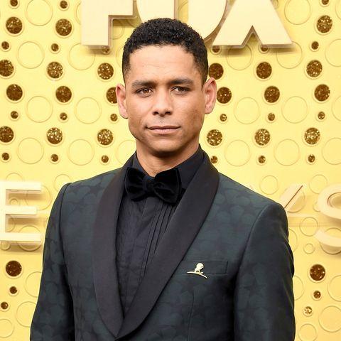 Charlie Barnett as the Emmys 2019