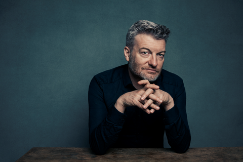 Charlie Brooker initially said no to new BBC Antiviral Wipe