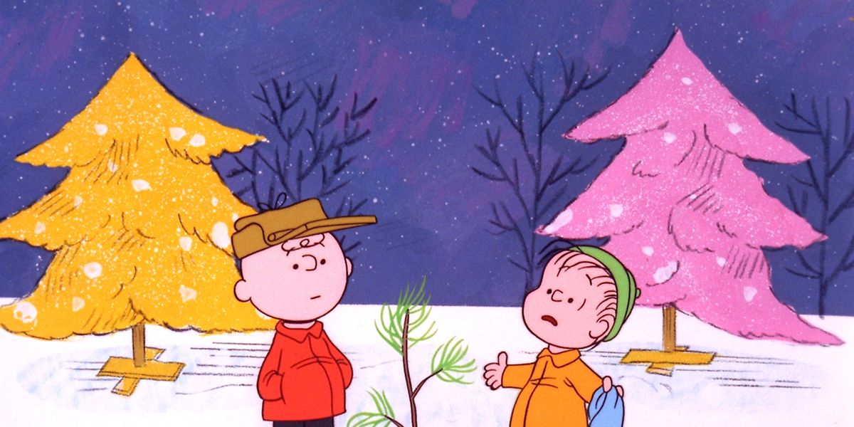 Watch Charlie Brown Christmas